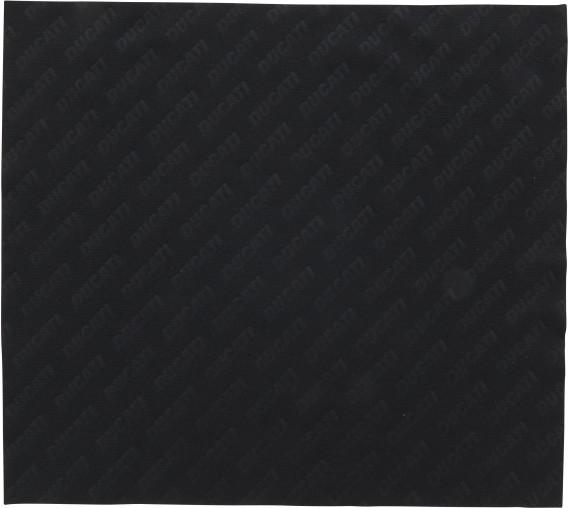 Ducati cloth in Black