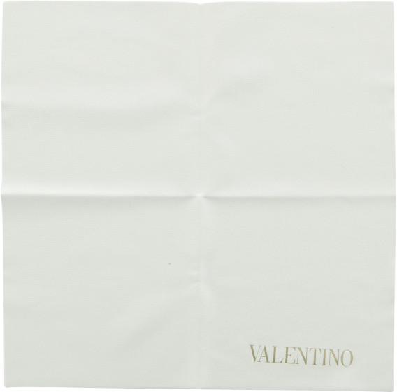 Valentino cloth in Cream/Gold