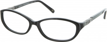 Diane von Furstenberg DVF5017 Glasses in Black