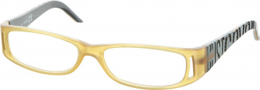 JUSTCavalli JC112 Glasses in Yellow