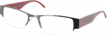 GF Ferre FF189 Glasses in Gunmetal