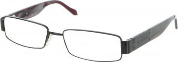 GF Ferre FF218 Glasses in Black