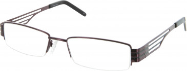 Dunlop D103 Glasses in Red