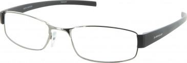 Dunlop D118 Glasses in Silver
