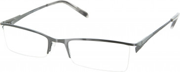 Dunlop D126 Glasses in Gunmetal
