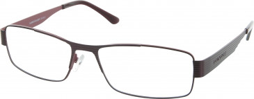 Dunlop D135 Glasses in Red