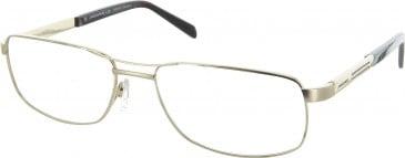 Jaguar JAG33033 Glasses in Gold