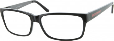 Jaguar JAG37109 Glasses in Black