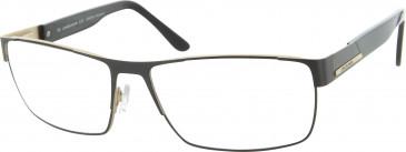 Jaguar JAG37335 Glasses in Gunmetal