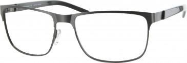 Jaguar JAG37550 Glasses in Gunmetal