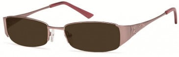 SFE Collection Prescription Sunglasses SFE-8987