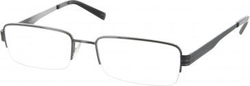Calvin Klein Glasses in Shiny Gun