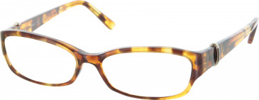 Calvin Klein Glasses in Blonde Havana