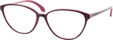 Calvin Klein Glasses in Red/Violet