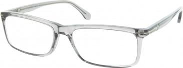 Calvin Klein Glasses in Clear Grey