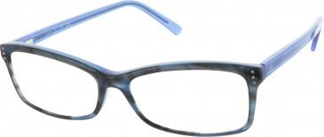 Calvin Klein Glasses in Blue/Blue