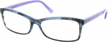 Calvin Klein Glasses in Blue/Purple