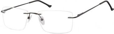 SFE-9768 Glasses in Black