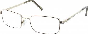 Gant VANDAM glasses in Brown/Gold