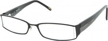 Gant RAKEL glasses in Black