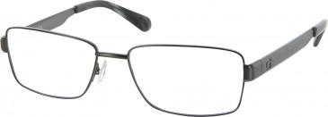 Guess GU1839 glasses in Gunmetal