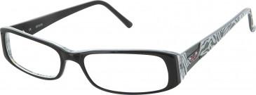 Guess GU1478 glasses in Black