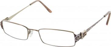 Guess GU1537 glasses in Brown