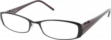 Guess GU1570 glasses in Black