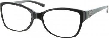 Guess GU2273 glasses in Black