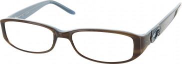 Guess GU2242 glasses in Brown