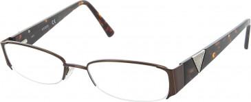 Guess GU2388 glasses in Brown