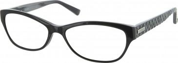 Guess GU2376 glasses in Black