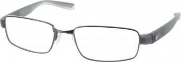 Nike NK8168 Glasses in Gunmetal