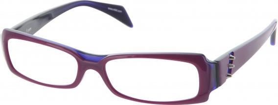 Mikli M0640SM Glasses in Purple