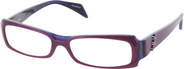 Mikli M0640SM Glasses in Purple