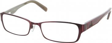 Calvin Klein CK5287 Glasses in Burgundy