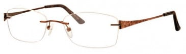 Ferucci FE1754 Glasses in Bronze