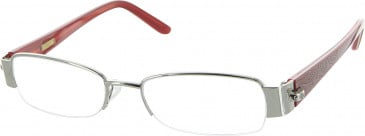 Kookai K104 glasses in Silver