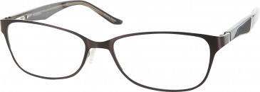 Kookai KT204 glasses in Brown