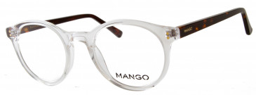 Mango MNG1776 glasses in Black