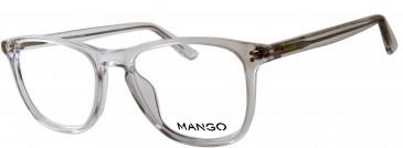 Mango MNG1777 glasses in Black