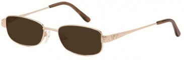 SFE Collection Prescription Sunglasses SFE-8995