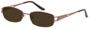 SFE Collection Prescription Sunglasses SFE-8996