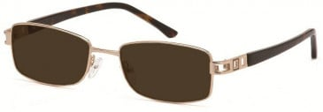 SFE Collection Prescription Sunglasses SFE-8997