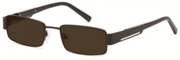 SFE Collection Prescription Sunglasses SFE-8998