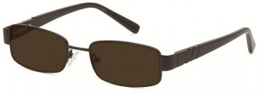 SFE Collection Prescription Sunglasses SFE-8999