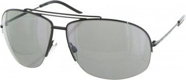 JUSTCavalli JC067S Sunglasses in Black