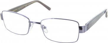 Oscar De La Renta OSL-507 Glasses in Shiny Purple