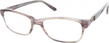 Oscar De La Renta OSL-508 Glasses in Purple Tortoise