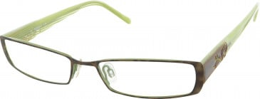 Morgan De Toi Morgan-203102 Glasses in Brown/Green